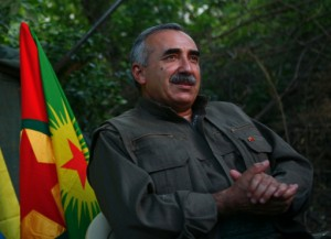 The PKK´s Supreme Commander Murat Karayilan