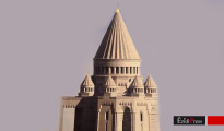 The first but overruled proposal of the new Yezidi temple in Armenia