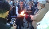 New Year celebrations in Georgia