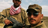 HPS fighters in Shingal