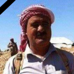 HPS fighter Khalaf Reshkani, fell in clashes during the Shingal offensive