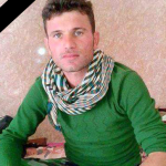 HPS fighter Saleh Mirza, fell in clashes during the Shingal offensive