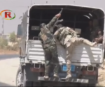 August 3, 2014: Peshmerga forces flee from Shingal, leaving civilians to the Islamic State