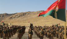 YBŞ forces in Shingal region