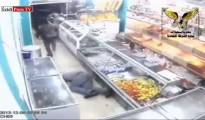 In the end of 2012,  radical Islamists stormed a liquor store  in Zayuna near Baghdad and killed 11 Ezidis