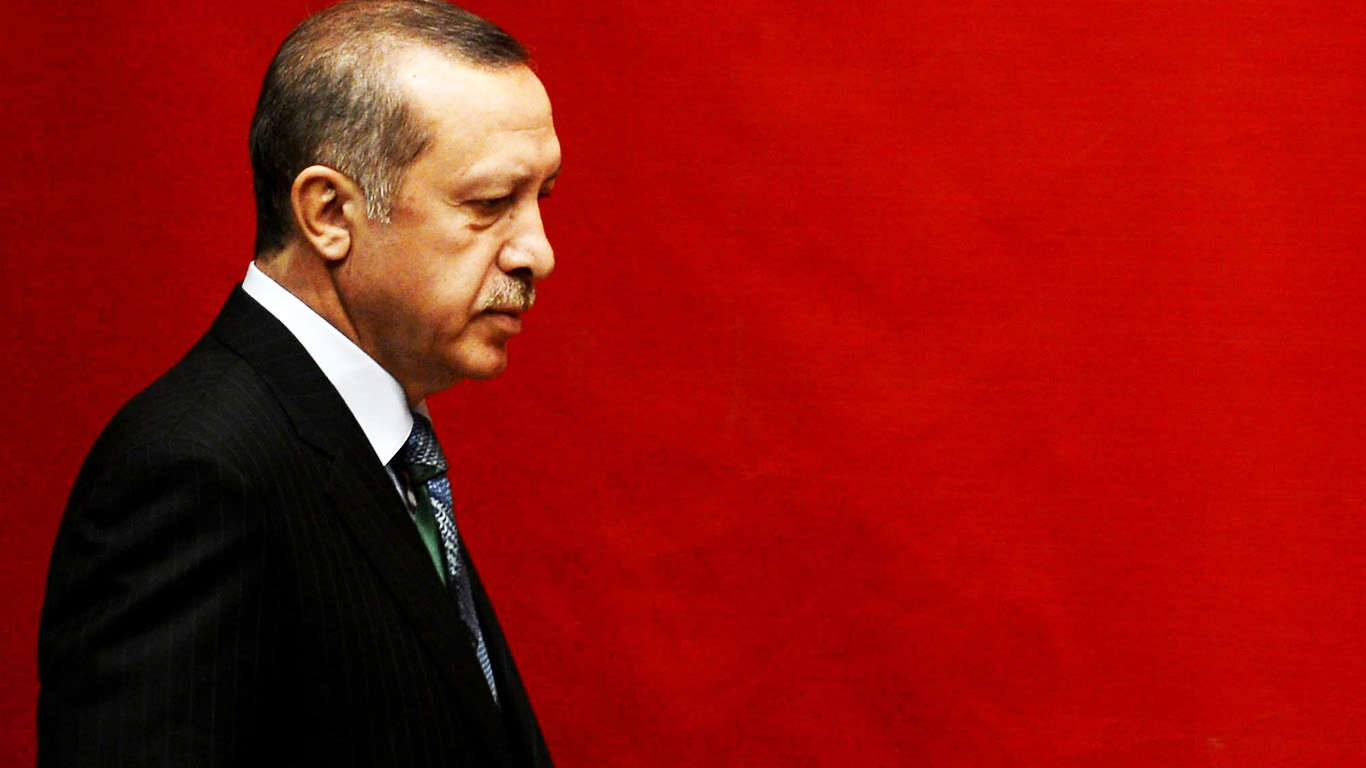 Turkey´s president Tayyip Erdogan has threatened to target Shingal