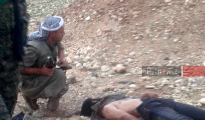 The two IS terrorists who were killed today in Shingal (March 9, 2016)