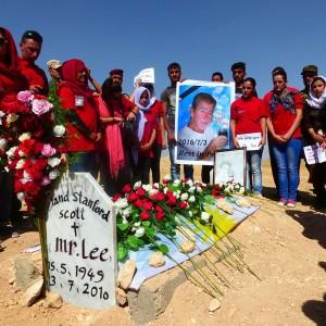 Funérailles de M. Lee