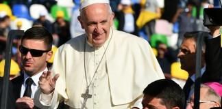 Le Pape François à Tbilissi