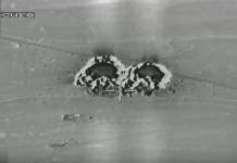 Frappes des forces aériennes turques sur les positions du YBS