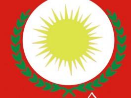 Le logo du Parti Yézidi de la Liberté et de la Démocratie