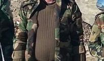 Heci Atto Seydo, un Peshmerga yézidi tué à Shengal ce mercredi 25 novembre.
