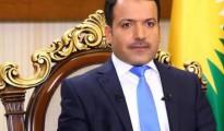 Le président du parlement du Kurdistan irakien