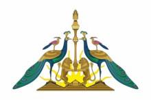 Logo CSYG et de la Chambre des Yezidis de la Géorgie