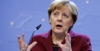 La chancelière allemande Angela Merkel se prononce sur la diaspora yezidie