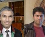 Ozcan Goran (à gauche) et Saïd Dag (à droite)