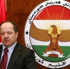 Président du Kurdistan irakien, Massoud Barzani