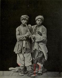 Yézidis de Tbilissi en 1906