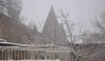 Le temple de Lalesh