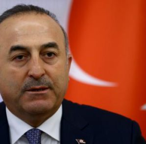 Mevlüt Çavuşoğlu, ministre des Affaires étrangères de la Turquie