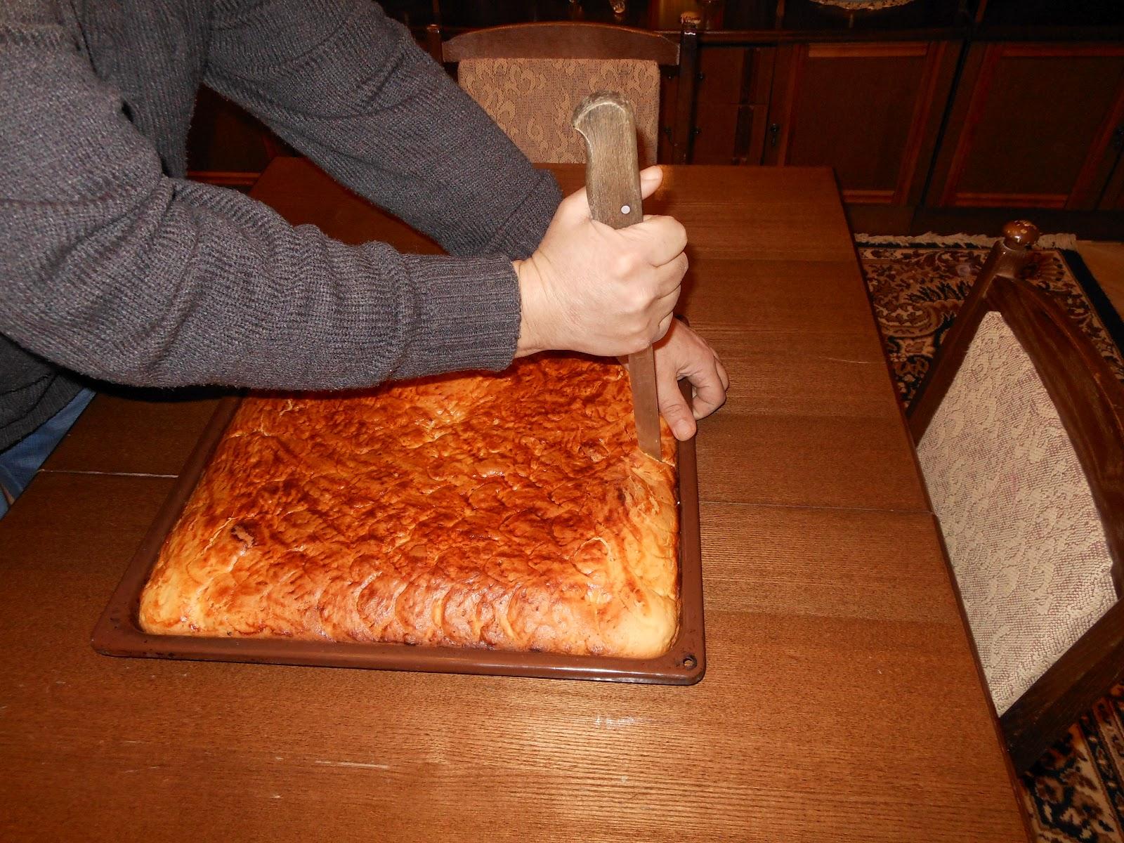 езидский кулич рецепт