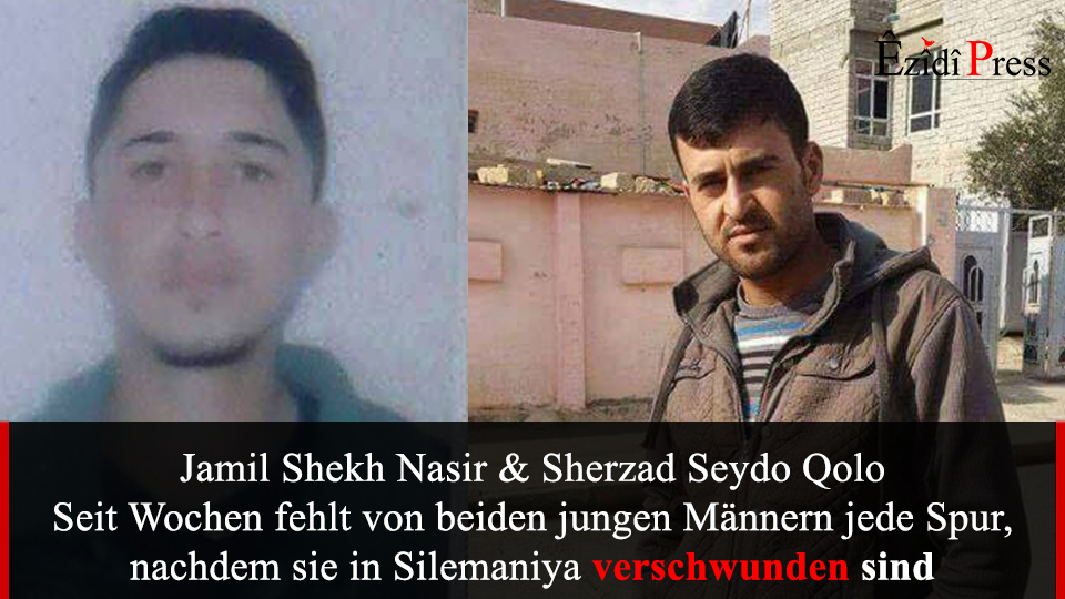 Jemil-Shekh-Nasir-und-Sherzad-Seydo-Qolo