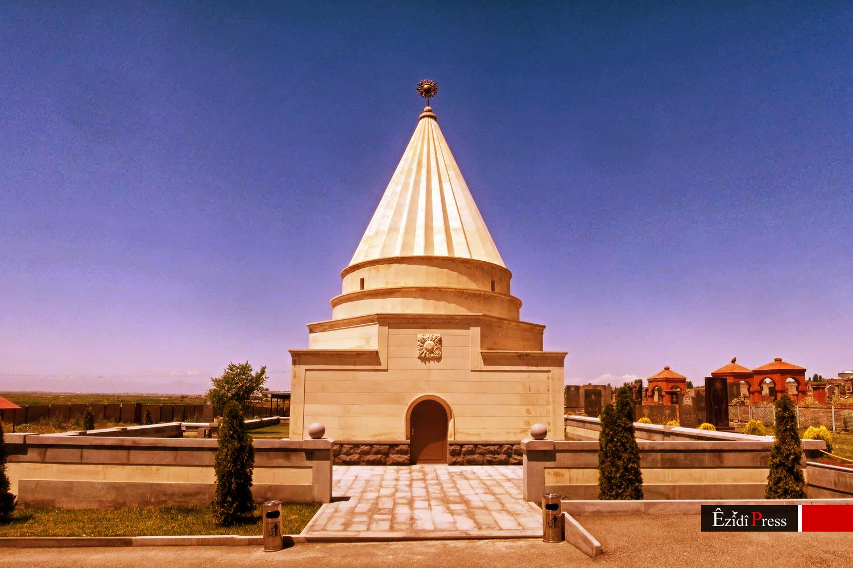 Pilgerstätte der Êzîden in Armenien