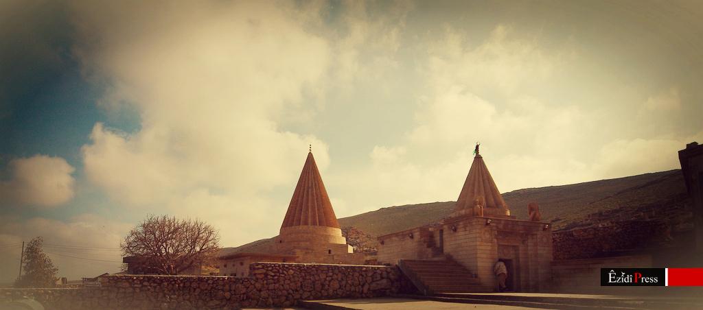 Sherfedin-Tempel in Shingal