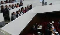 Mitglieder der Yezidschen Gemeinde OHZ in der Bremischen Bürgerschaft