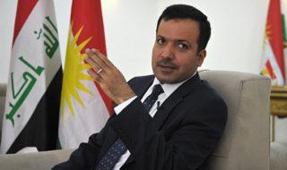 Yusuf Mohammed Sadik, Parlamentspräsident der Autonomen Region Kurdistan (© RIA Novosti. Dmitry Vinogradov)