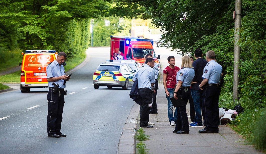 """Erneuter Angriff auf Êzîden in Deutschland mit zwei Verletzten – Die """"Armen""""!"""