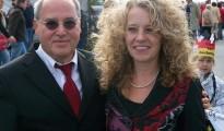 Gregor Gysi und Agnes Alpers | privat