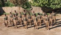Widerstandskämpfer der YBŞ (RN)