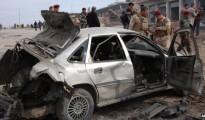 Autobombe in Mosul Archivbild; BBC