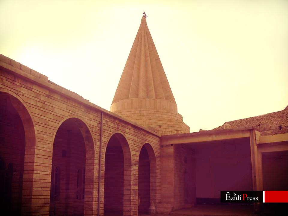 Tempel des Pir Bab