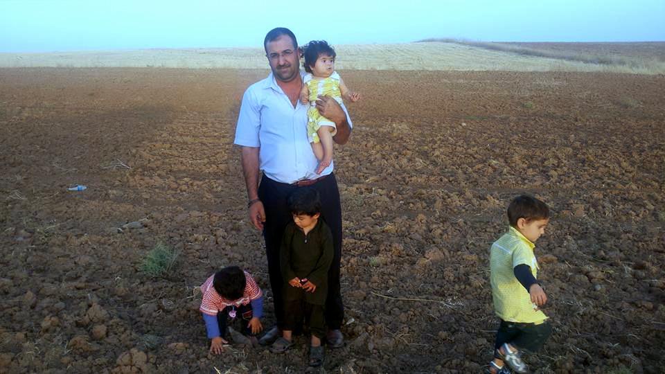 Über 200 Gefangene der Terrormiliz IS konnte S. Dinayi bisher befreien: So wie diese Kinder auf dem Foto