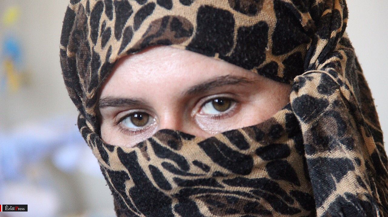 Aus der Hölle der IS-Terrormiliz entkommene Êzîdîn im Nordirak
