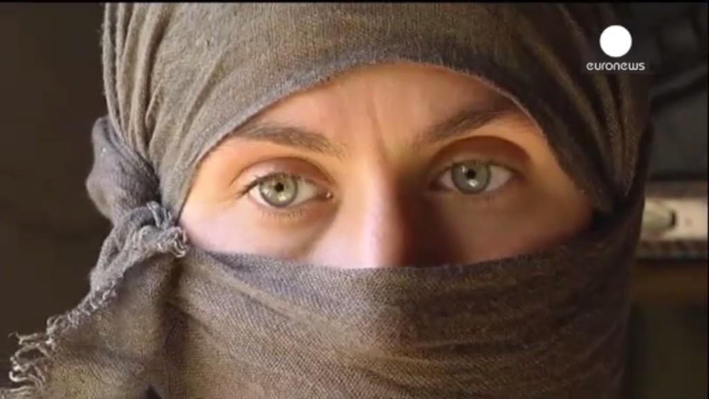 Aus der IS-Hölle entkommen: Eine êzîdîsche Frau berichtet über ihre Gefangenschaft (euronews)