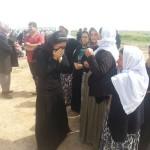 Freigekommene êzîdîsche Frauen (IraqHurr)