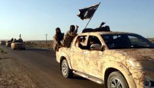 Terroristen der ISIS