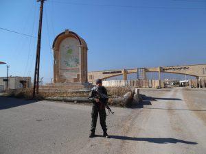 Dean Parker in Syrisch-Kurdistan
