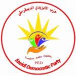 Logo der Demokratischen Partei der Êzîden