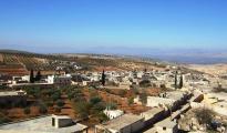 Dorf Basufan im Nordosten Syriens