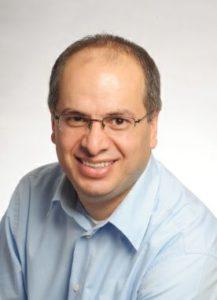 Dr. Irfan Ortac, Vorsitzender der ZÊD (privat)