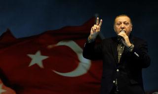 Der türkische Präsident Erdogan hat Pläne für eine Militärintervention gegen die PKK in Shingal konkretisiert (Reiters/Murad Seze)