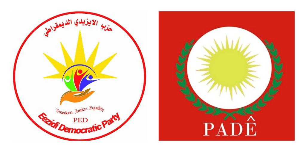Im Irak werden sich in Zukunft zwei neue êzîdîsche Parteien zur Wahl aufstellen