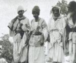 Êzîdîsche Widerstandskämpfer im frühen 20. Jahrhundert in Shingal (Nelida Fuccaro)