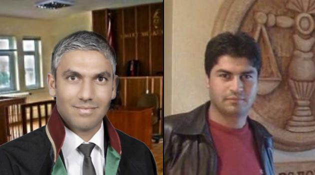 Özkan Gören (li.) und Said Dag, beide êzîdîsche Anwälte, wurden in der Türkei festgenommen (privat)