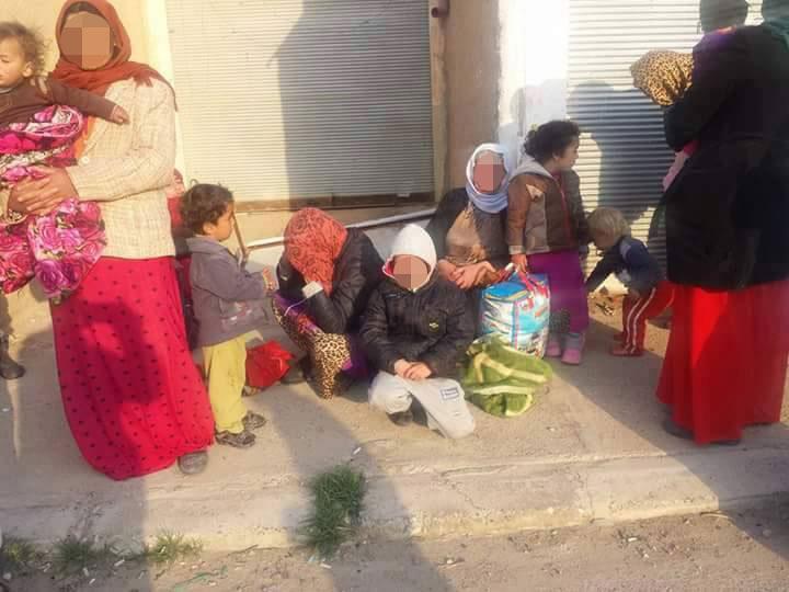 In Syrien konnten 31 êzîdîsche Geiseln befreit werden (4. März 2016)