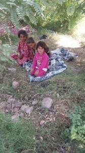 Flüchtlingskinder im Camp von Silopî | ÊP
